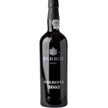 Barros Colheita 2003 Port Wine