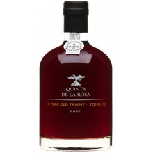Quinta de La Rosa Tonel Nº12 - 10 Years Old Tawny Port Wine (500 ml)