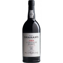 Graham's Vintage 1983 Port Wine