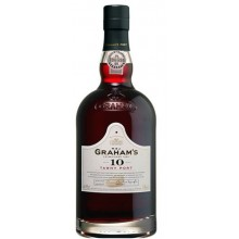 Graham's 10 Years Old Port Wine