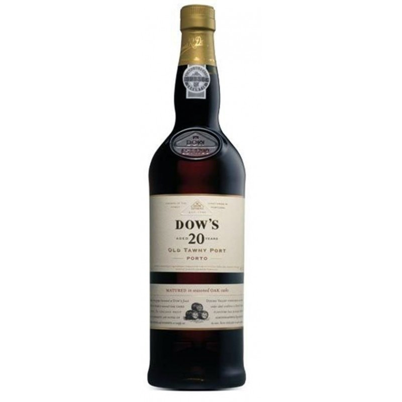 Dow's 20 Years Old Port Wine