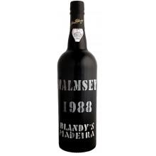 Blandy's Malmsey Vintage 1988 Madeira Wine