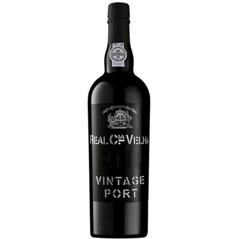 Real Companhia Velha Vintage 2005 Port Wine