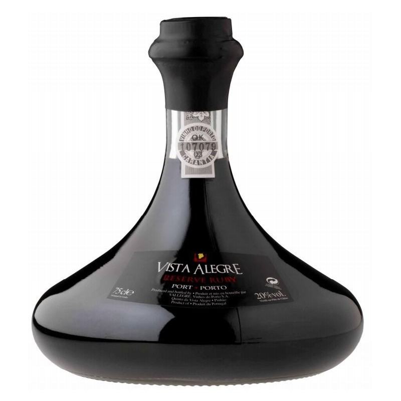 Vista Alegre Reserve Ruby Decanter Port Wine
