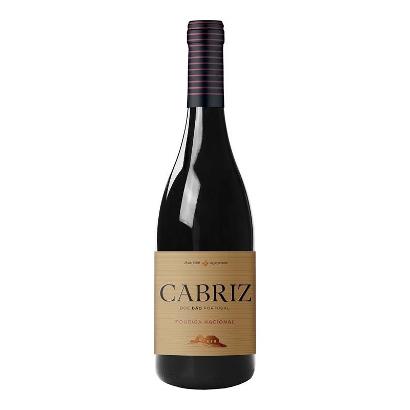 Cabriz Touriga Nacional 2014 Red Wine