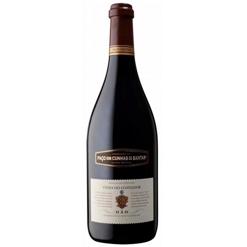 Paço dos Cunhas de Santar Vinha do Contador 2009 Red Wine