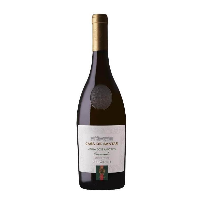 Casa de Santar Vinha dos Amores Encruzado 2014 White Wine