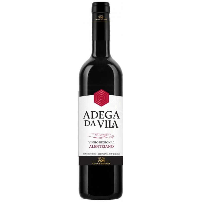 Adega da Vila 2016 Red Wine