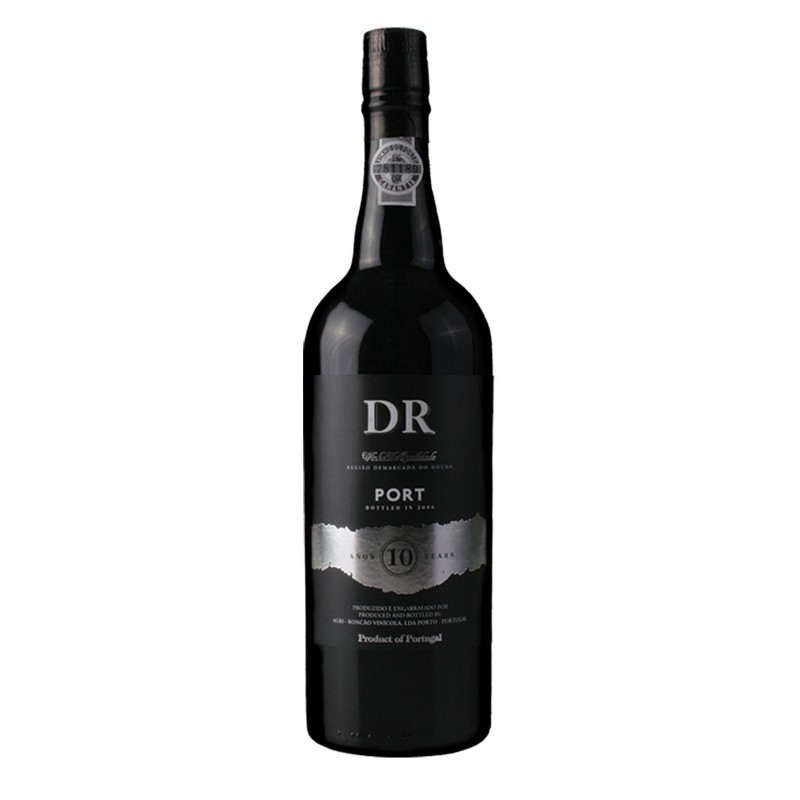 DR 10 Year Old Port Wine