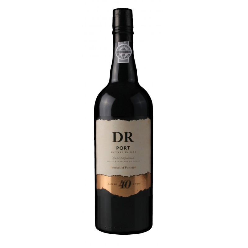 Dr + 40 Year Old Port Wine