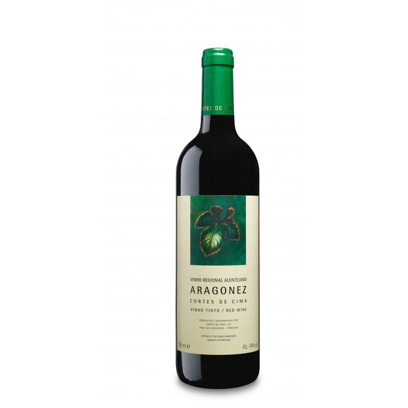Cortes de Cima- Aragonez Red Wine 2009