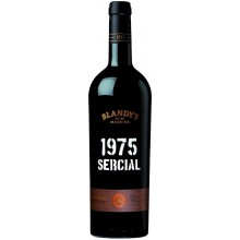 Blandy's Sercial Vintage 1975 Double Magnum Madeira Wine
