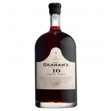 Graham's 10 Years Old Port Wine (4.5l)