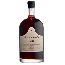 Graham's 20 Years Old Port Wine (4.5l)