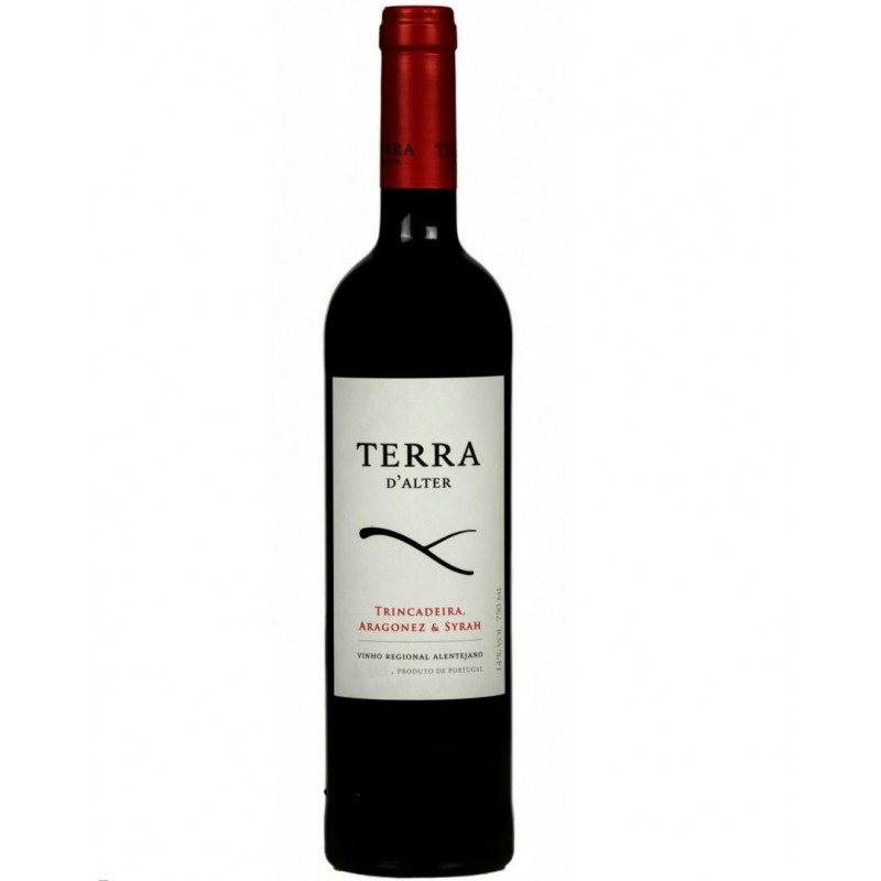 Terra D'Alter 2015 Red wine