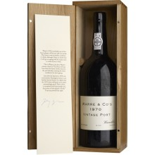 Warre's Vintage Private Cellar 1970 Port Wine