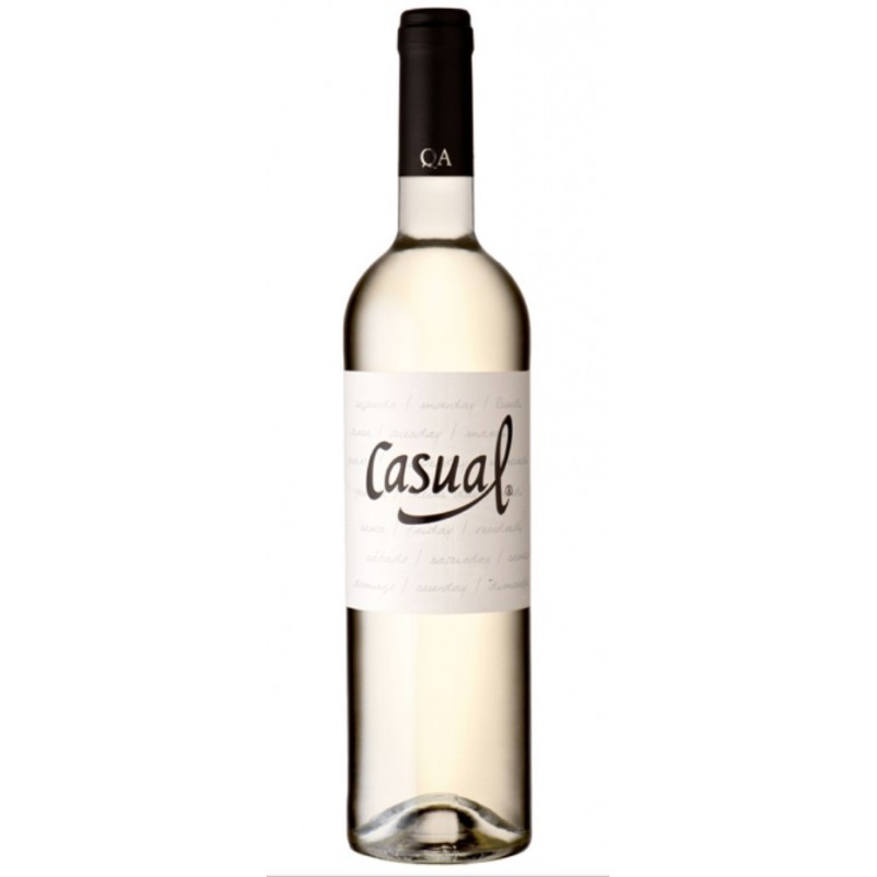 Casual 2011 White Wine