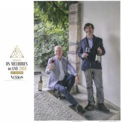 """Quanta Terra - """"Producer of the Year 2018"""" by the Revista de Vinhos"""