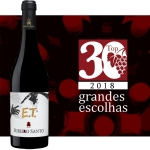 Ribeiro Santo E.T. 2013 red in the Top 30 in the prizes Great Choices!