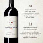 Rui Roboredo Madeira Douro red received 18 points!