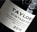 Taylor's Vintage 2016 with maximum score!