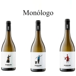 Three whites, three monoclasts from the producer of Vinhos Verdes A & D Wines